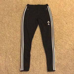 Adidas climacool soccer joggers/warmup pants.